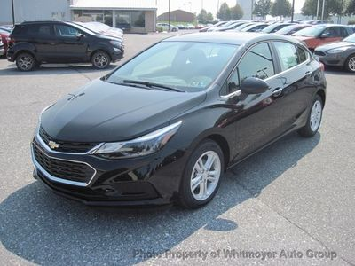 2018 Chevrolet CRUZE 4dr Hatchback 1.4L LT w/1SD - Click to see full-size photo viewer