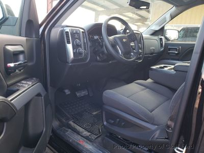 """2018 Chevrolet Silverado 1500 4WD Crew Cab 153.0"""" LT w/1LT - Click to see full-size photo viewer"""