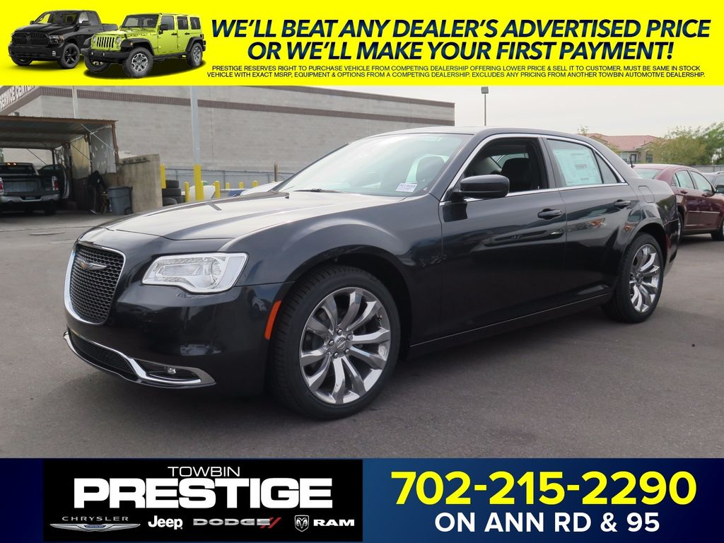 2018 Chrysler 300 Touring - 16964646 - 0