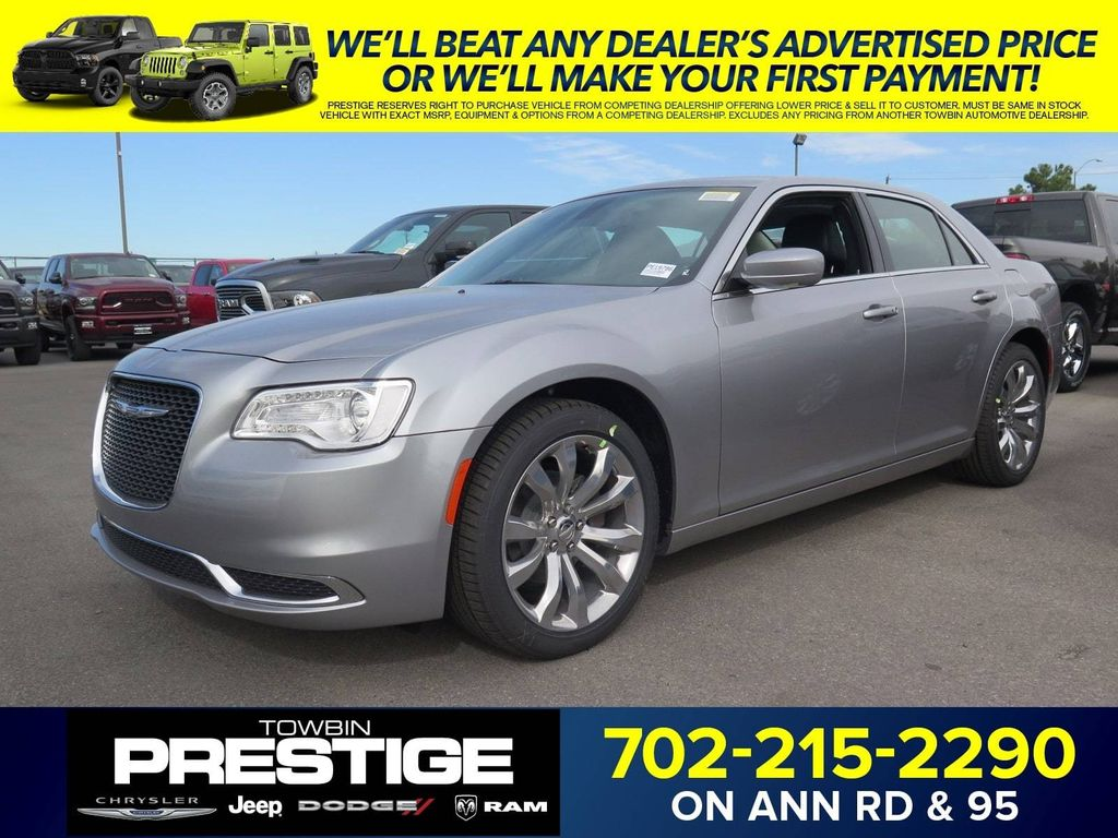 2018 Chrysler 300 Touring - 16968981 - 0