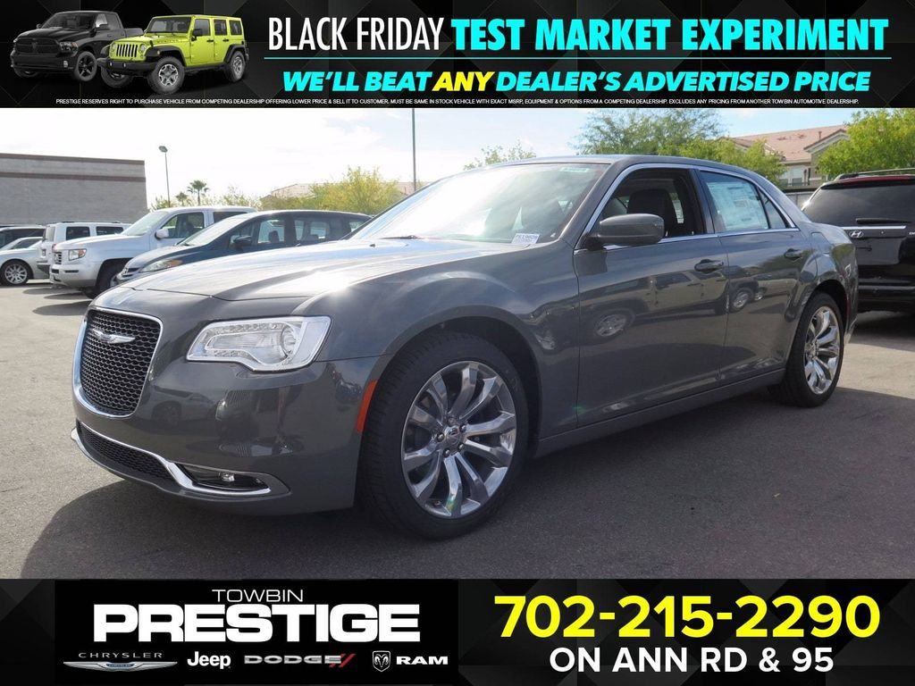2018 Chrysler 300 Touring - 16977930 - 0