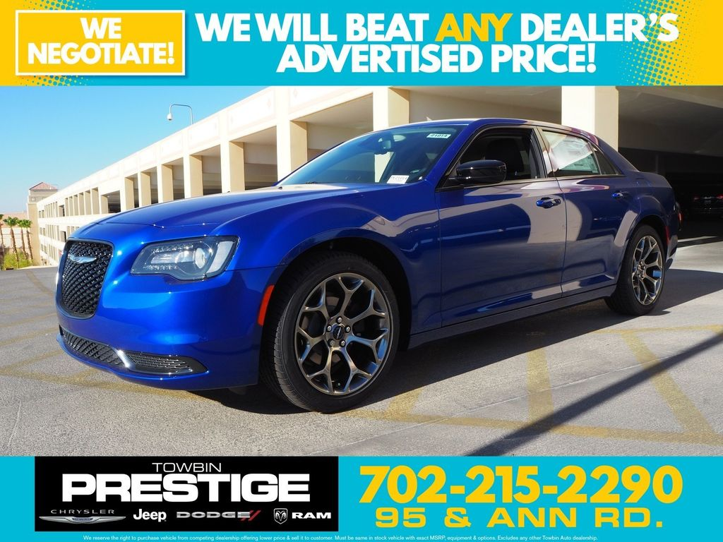 2018 Chrysler 300 Touring RWD - 17713399 - 0
