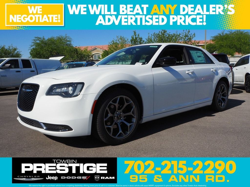 2018 Chrysler 300 Touring RWD - 17713400 - 0