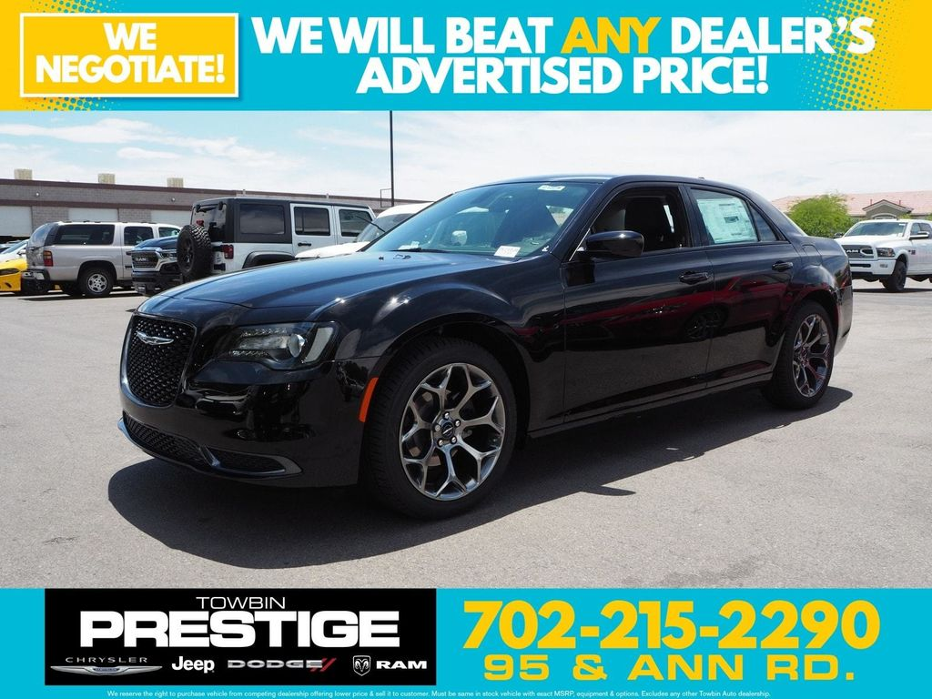 2018 Chrysler 300 Touring RWD - 17721483 - 0