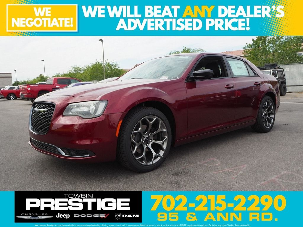 2018 Chrysler 300 Touring RWD - 17721493 - 0