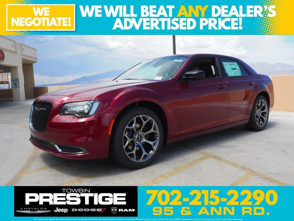 2018 Chrysler 300 Touring RWD - 17731769 - 0