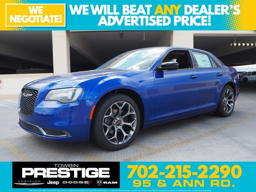 2018 Chrysler 300 Touring RWD - 17731870 - 0
