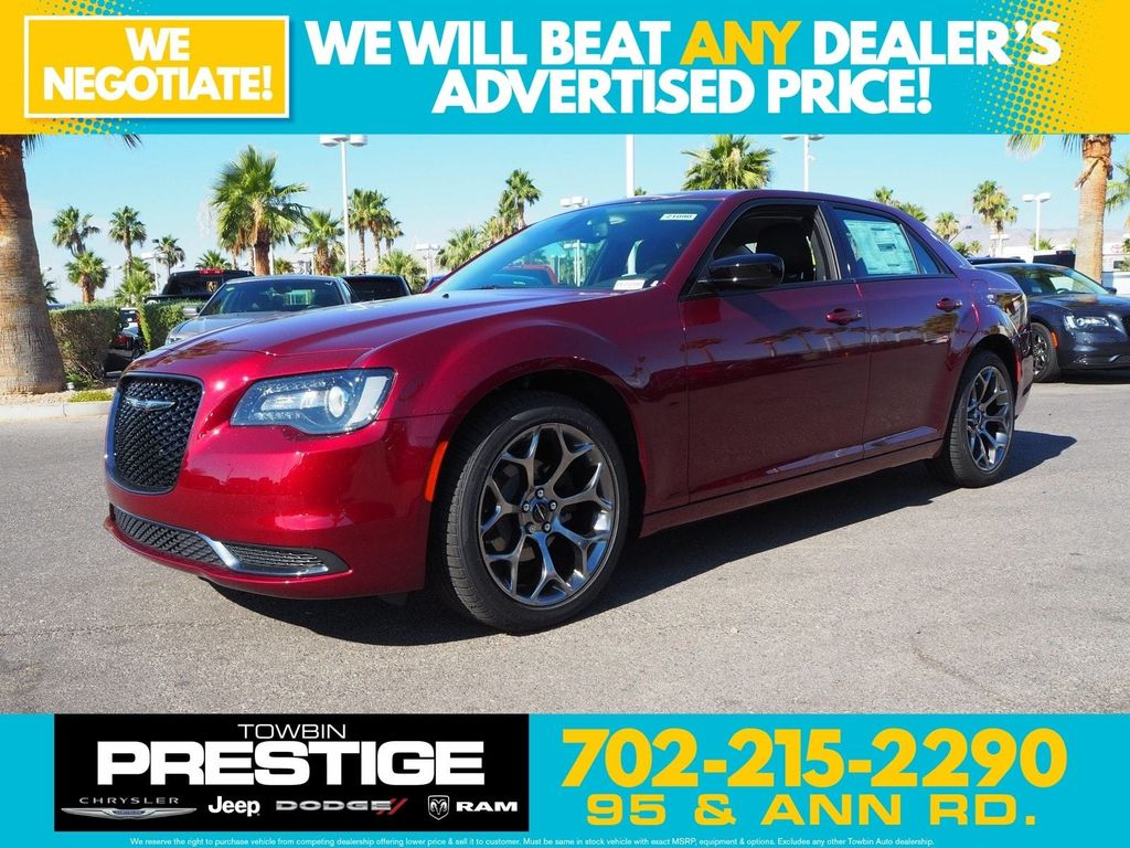 2018 Chrysler 300 Touring RWD - 17738660 - 0