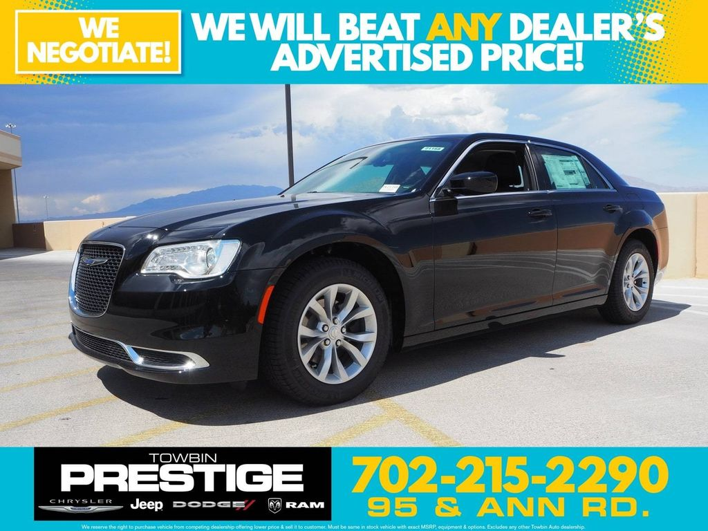 2018 Chrysler 300 Touring RWD - 17761561 - 0