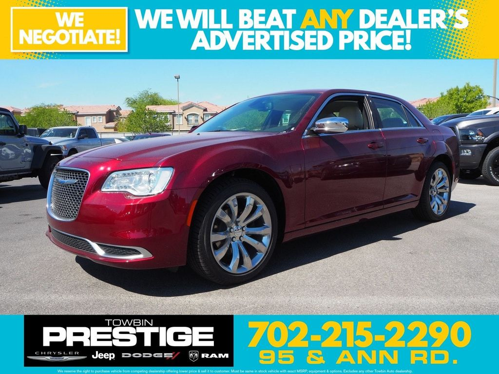2018 Chrysler 300 Touring RWD - 17847147 - 0