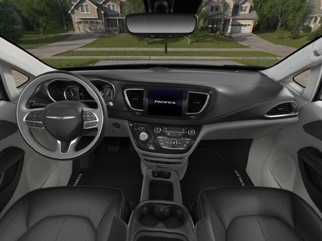 2018 Chrysler Pacifica Hybrid Limited FWD - 17560034 - 2