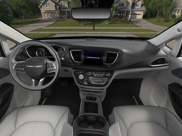 2018 Chrysler Pacifica Hybrid Limited FWD - 17564564 - 2