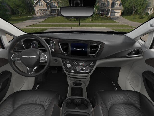 2018 Chrysler Pacifica Hybrid Touring L FWD - 17336021 - 2