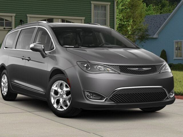 2018 Chrysler Pacifica Limited FWD - 17539230 - 0