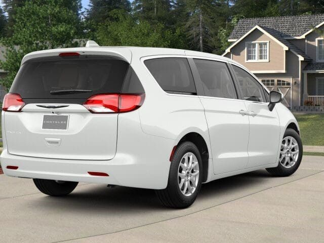 2018 Chrysler Pacifica LX FWD - 17377056 - 1