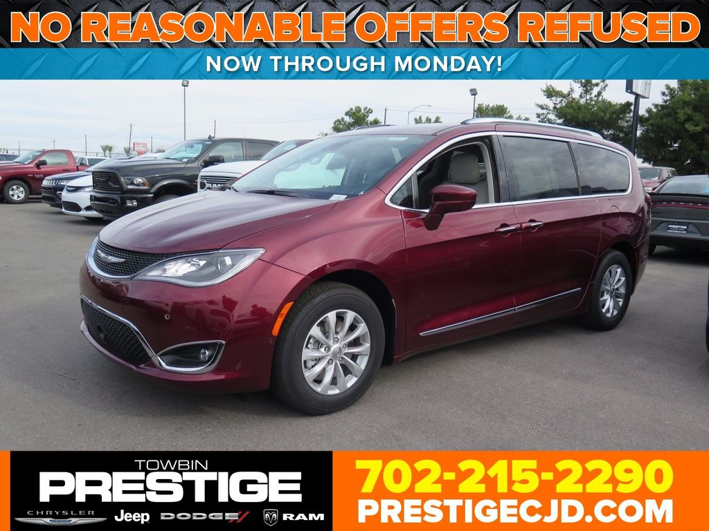 2018 Chrysler Pacifica Touring L FWD - 16862441 - 0
