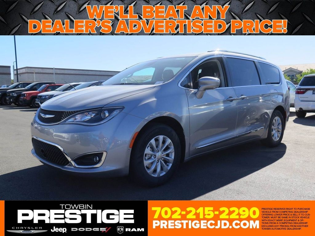 2018 Chrysler Pacifica Touring L Plus FWD - 16785593 - 0