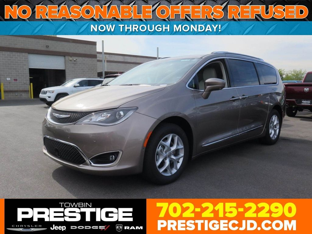 2018 Chrysler Pacifica Touring L Plus FWD - 16869367 - 0