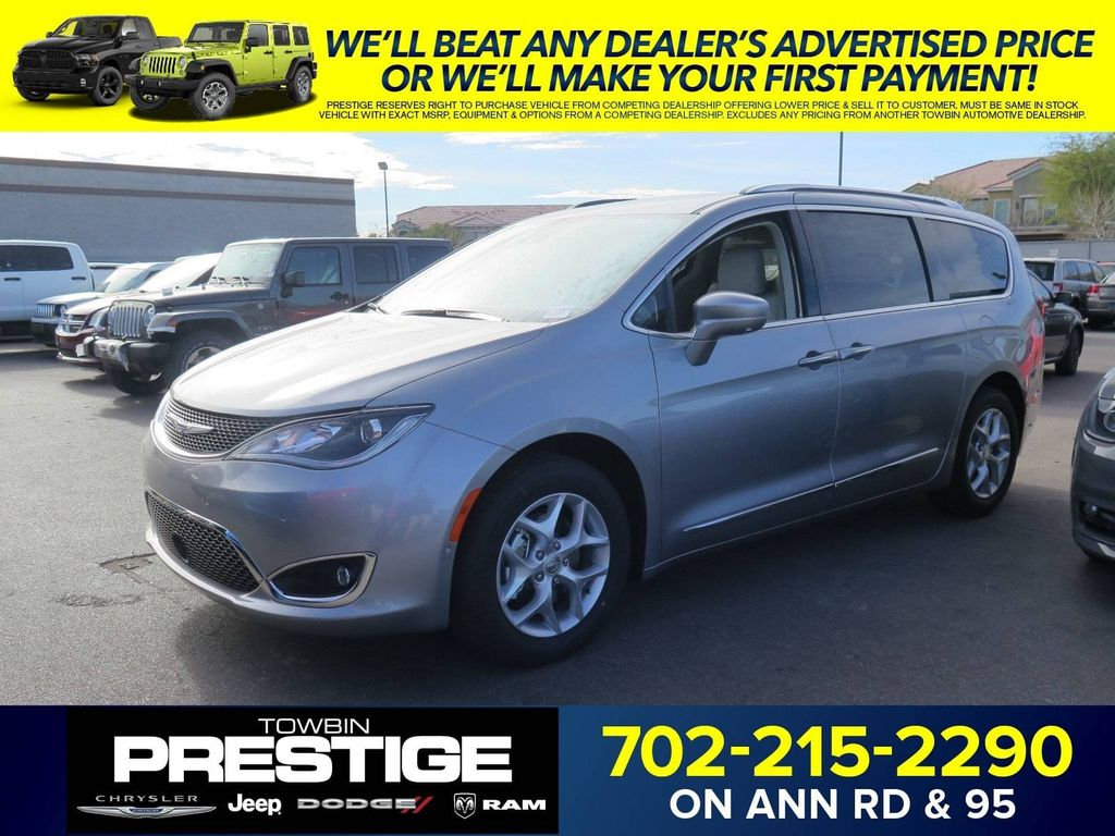2018 Chrysler Pacifica Touring L Plus FWD - 17071348 - 0