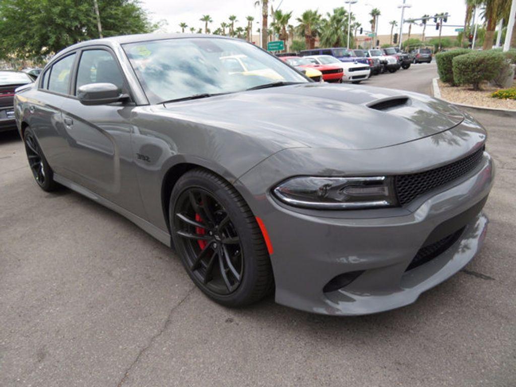 2018 Dodge Charger Destroyer Grey