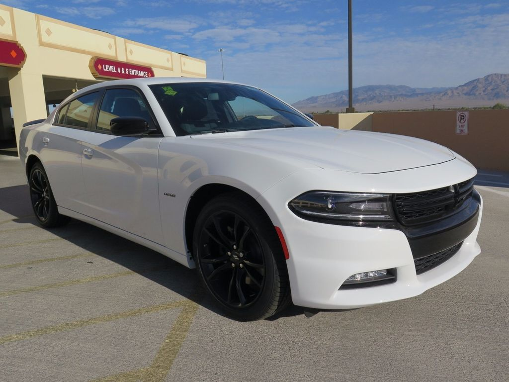 2018 Dodge Charger R/T RWD - 16829623 - 2