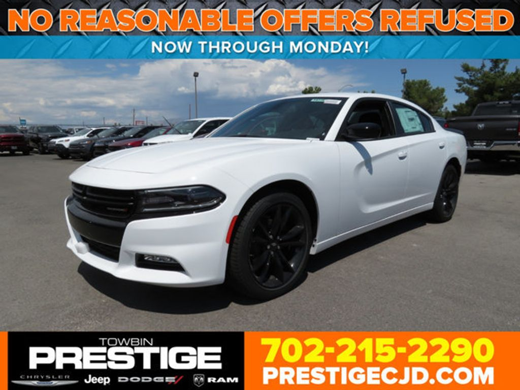 2018 Dodge Charger SXT Plus RWD - 16731713 - 0