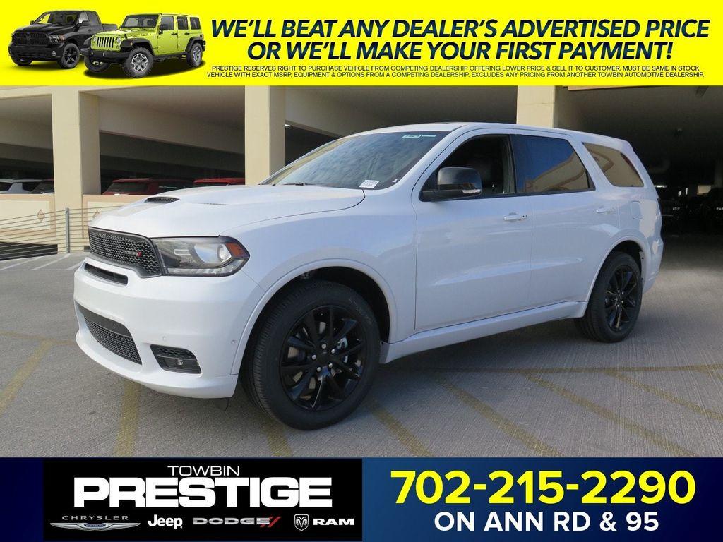 2018 Dodge Durango R T Awd Suv For Sale Las Vegas Nv Saab 9 5 Trailer Wiring Harness