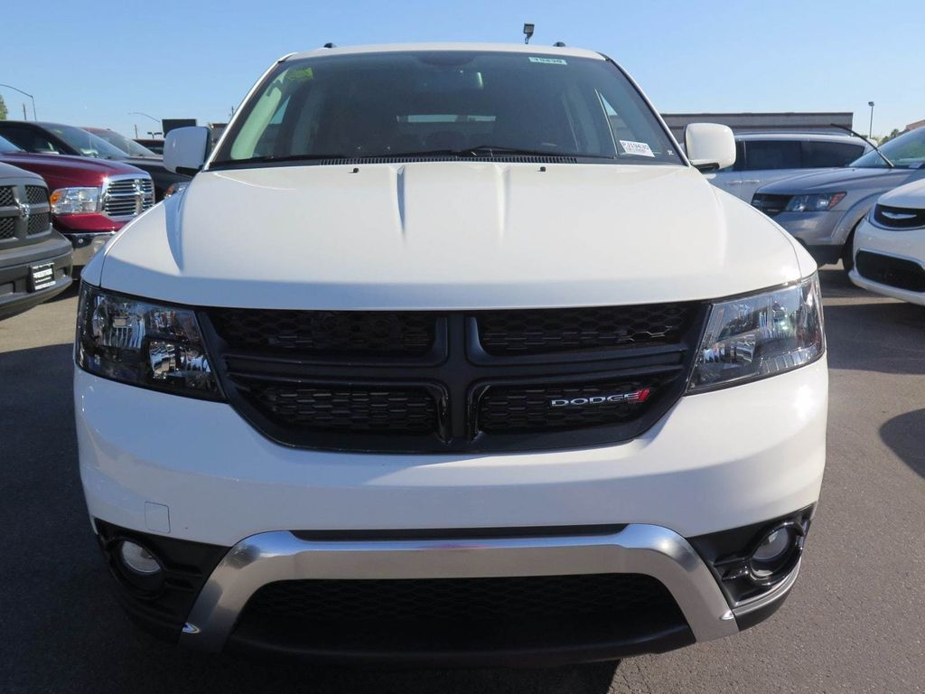 2018 Dodge Journey Crossroad FWD - 16912118 - 1