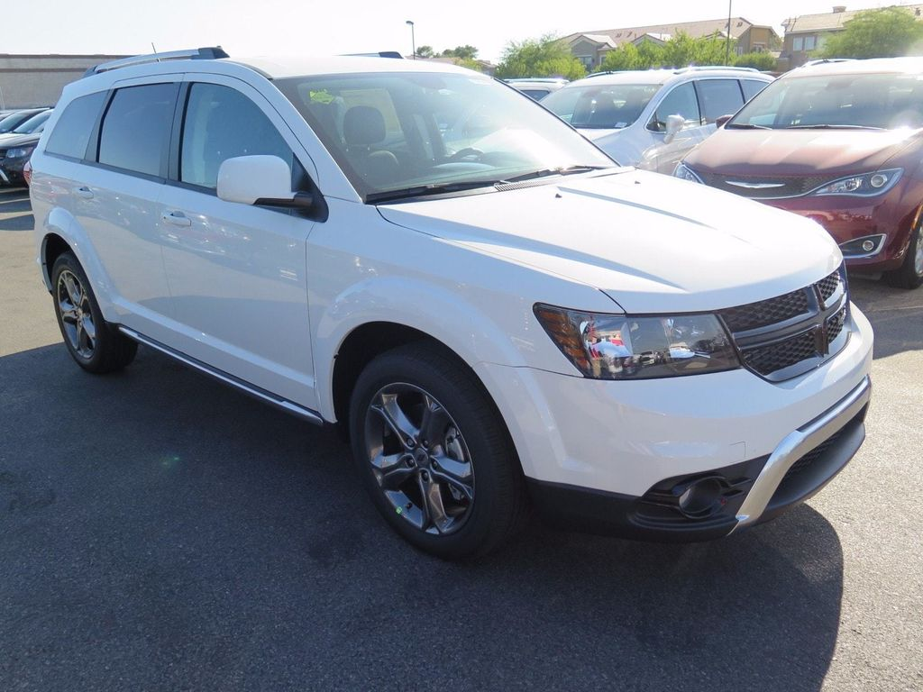 2018 Dodge Journey Crossroad FWD - 16912118 - 2