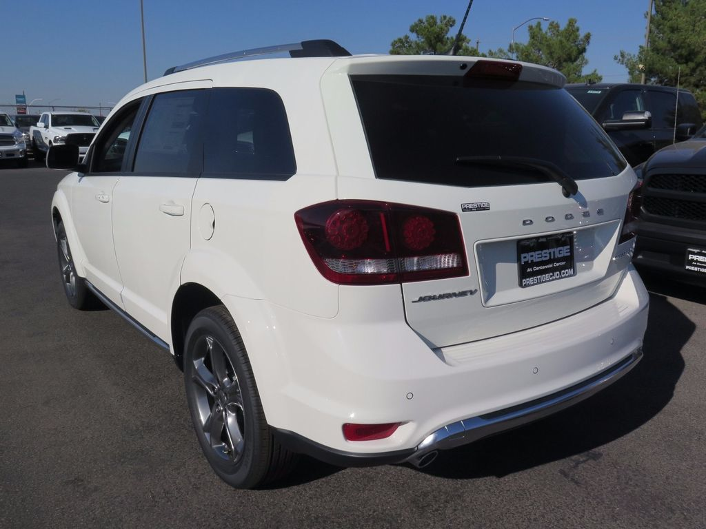 2018 Dodge Journey Crossroad FWD - 16912118 - 3