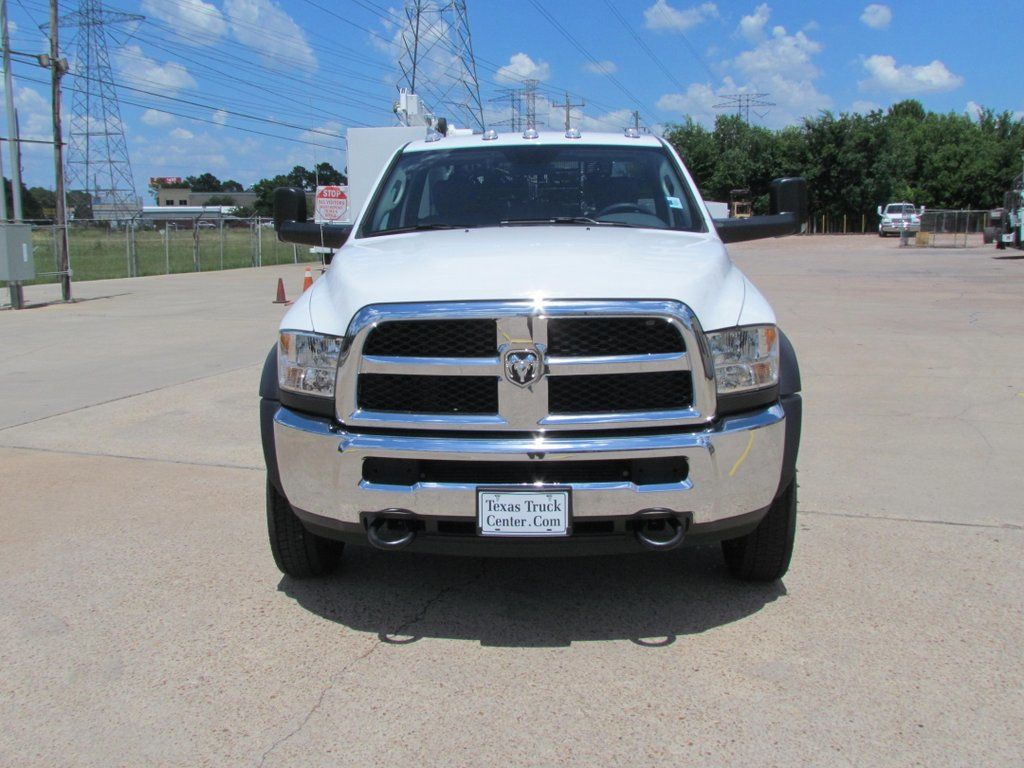 2018 Dodge Ram 5500 Mechanics Service Truck 4x4 - 17474578 - 3