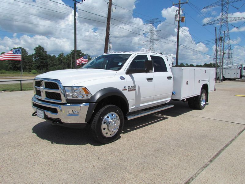 2018 Dodge Ram 5500 Mechanics Service Truck 4x4 - 17982462 - 4