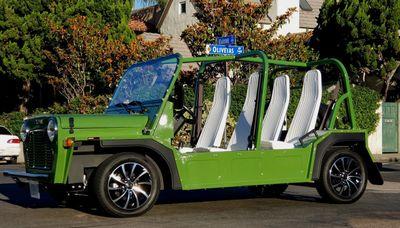 New 2018 eMOKE America Electric Neighborhood Cruiser