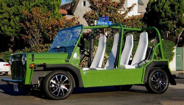 2018 eMOKE America Electric Neighborhood Cruiser