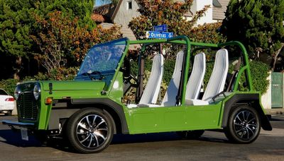 2018 eMOKE America Electric Neighborhood Cruiser  - Click to see full-size photo viewer