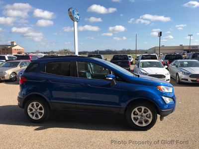 2018 Ford EcoSport SE FWD - Click to see full-size photo viewer