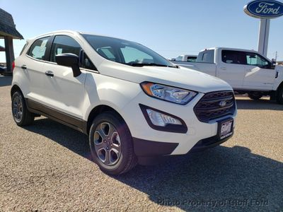 2018 Ford EcoSport S FWD - Click to see full-size photo viewer