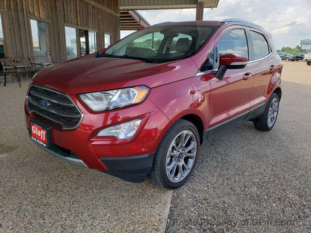 2018 Ford EcoSport Titanium FWD