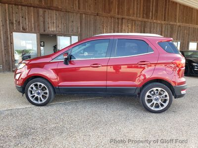 2018 Ford EcoSport Titanium FWD - Click to see full-size photo viewer
