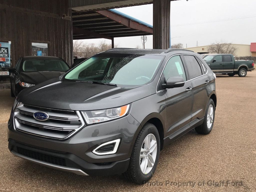 2018 Ford Edge SEL FWD - 17259991 - 1