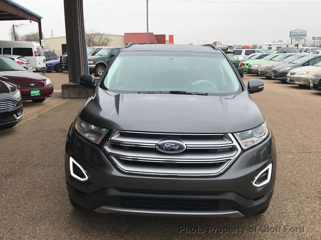 2018 Ford Edge SEL FWD - 17259991 - 2