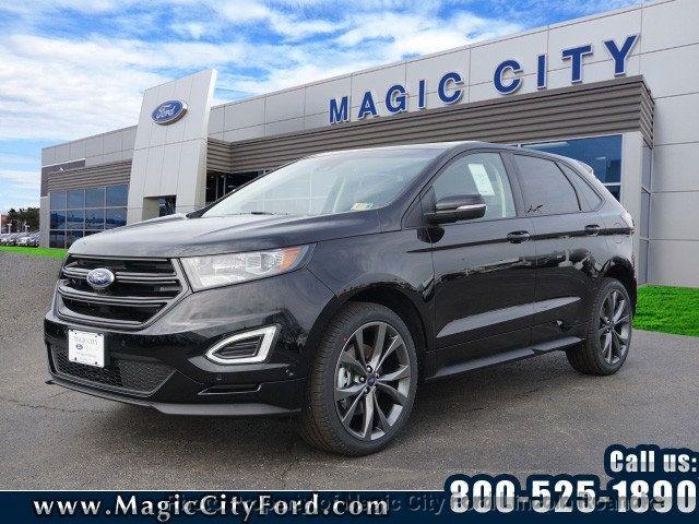 2018 Ford Edge Sport - 17436528 - 0