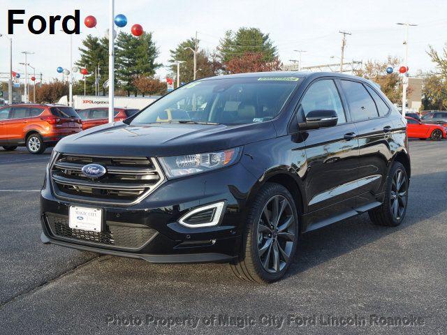 2018 Ford Edge Sport - 17436528 - 18