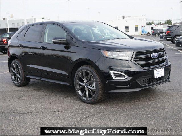 2018 Ford Edge Sport - 17436528 - 6