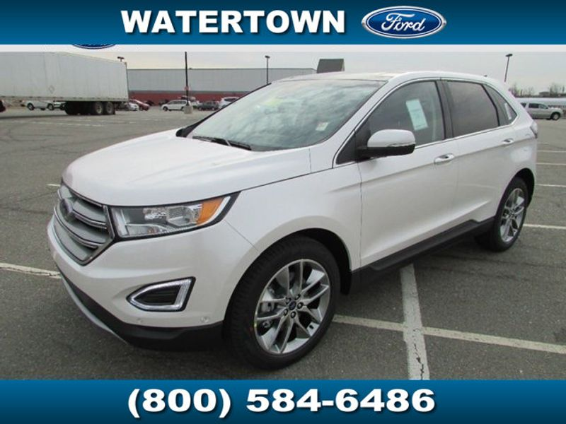 2018 Ford Edge Titanium AWD - Click to see full-size photo viewer