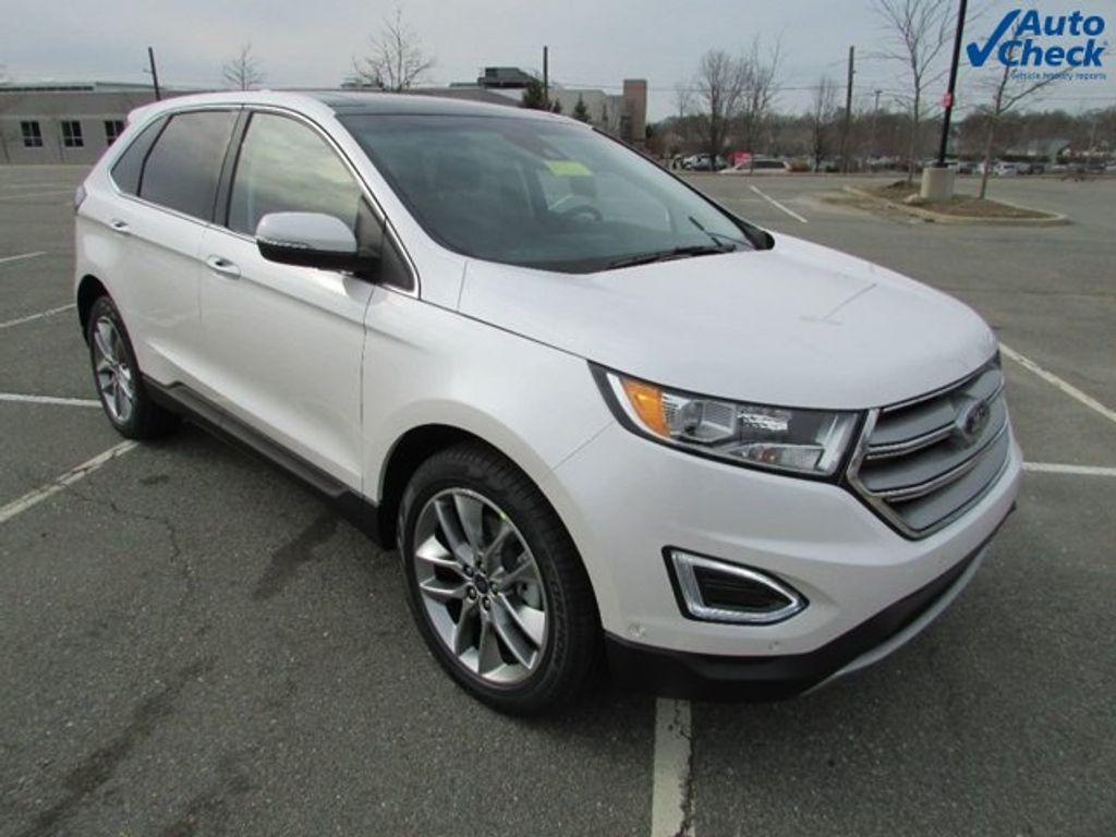 2018 Ford Edge Titanium AWD - 17353938 - 1