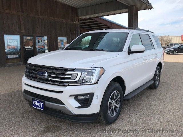 2018 Ford Expedition XLT 4x2 SUV - 1FMJU1HTXJEA17790 - 1