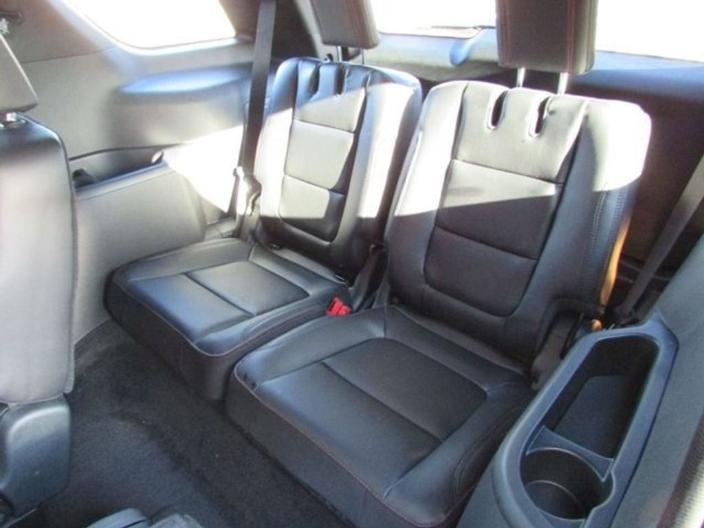 2018 Ford Explorer Sport 4WD - 17114652 - 17
