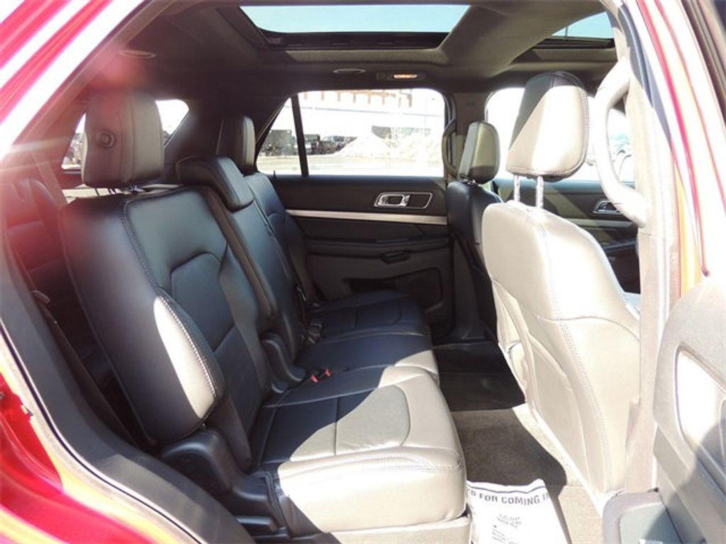 2018 Ford Explorer XLT 4WD - 17315122 - 18