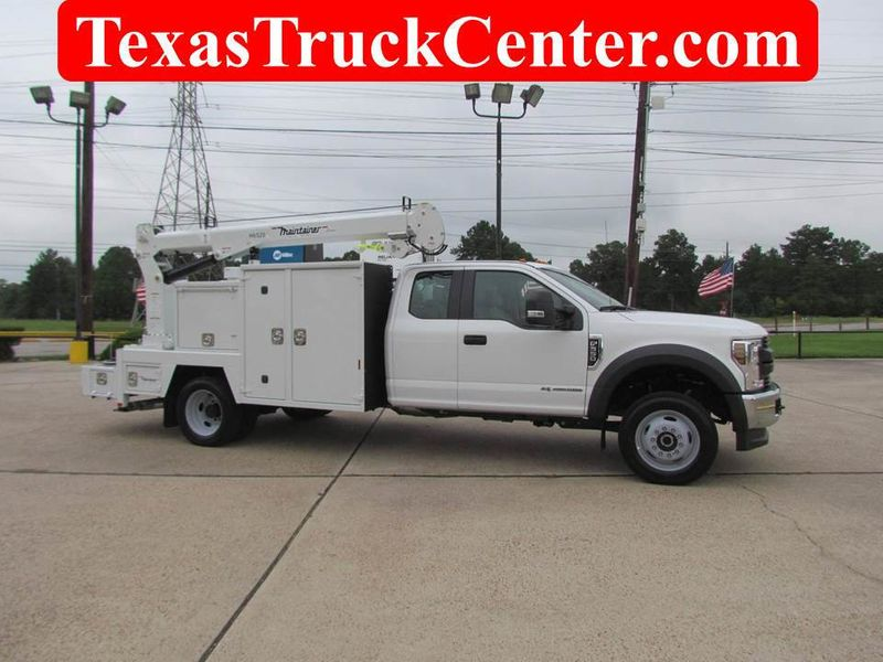 2018 Ford F550 Mechanics Service Truck 4x4 - 17985678 - 1
